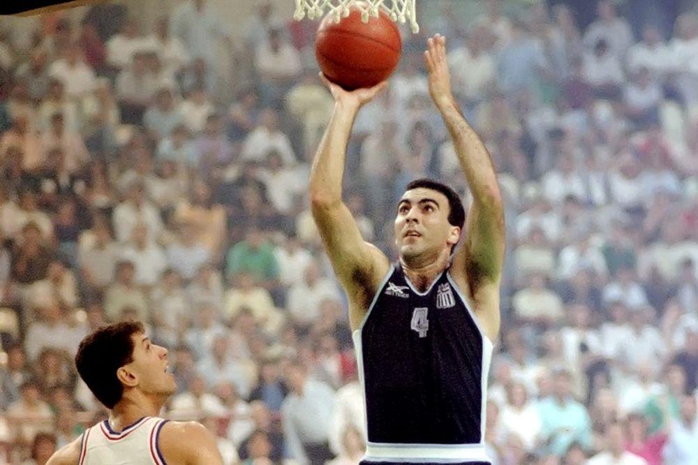 Ευρωμπάσκετ: Το μοναδικό επίτευγμα του Γκάλη