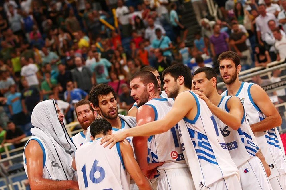 Εθνική Μπάσκετ Ανδρών: Σλοβενία μέσω… Βενετίας