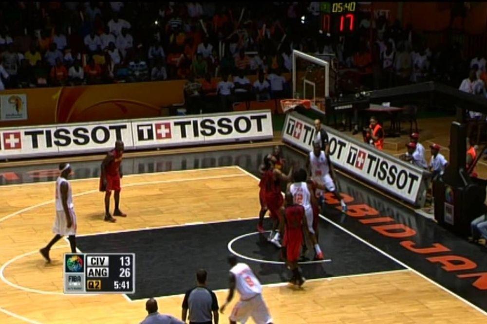 FIBA Africa: «Εισιτήριο» για Αγκόλα, Αίγυπτο και Σενεγάλη