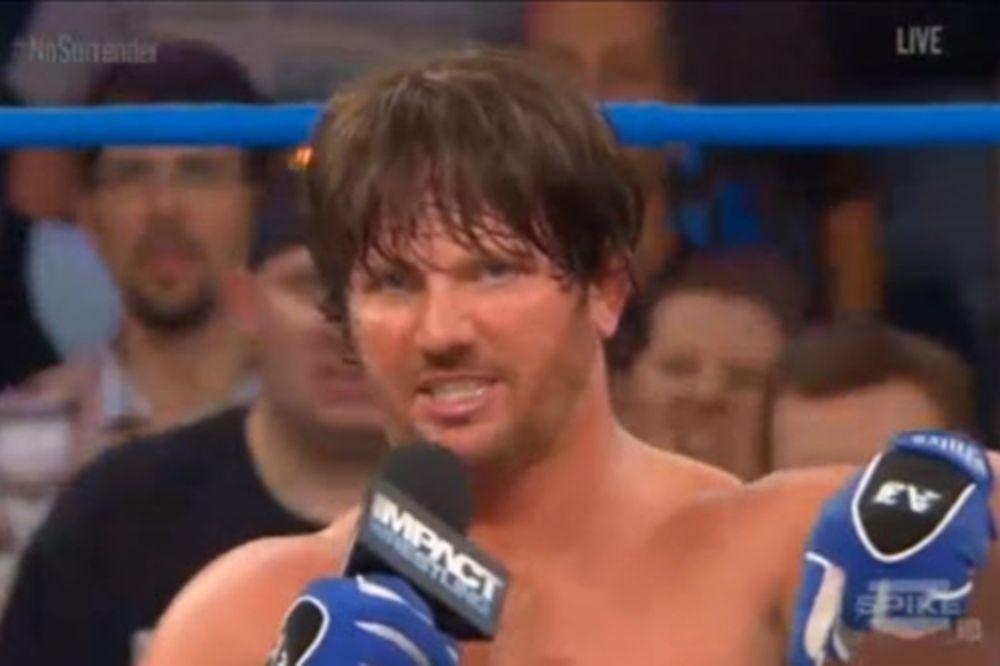 TNA Impact Wrestling: Η ώρα του AJ Styles (videos)