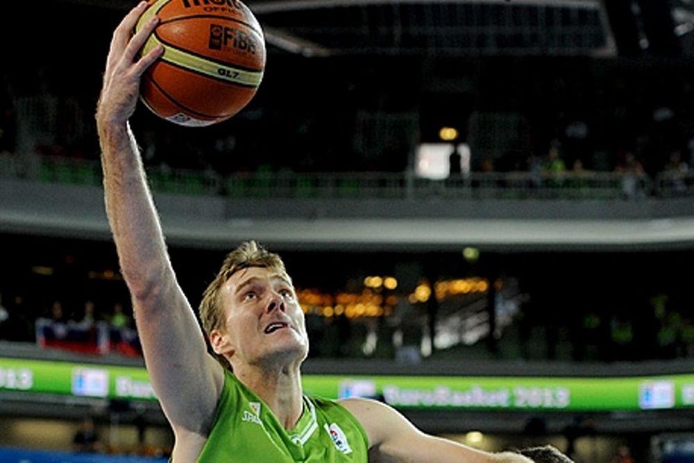 Στο Μουντομπάσκετ η Σλοβενία
