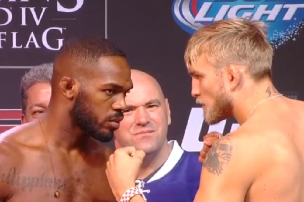 UFC 165: Επίσημο το «Jones vs Gustafsson» (photos+videos)