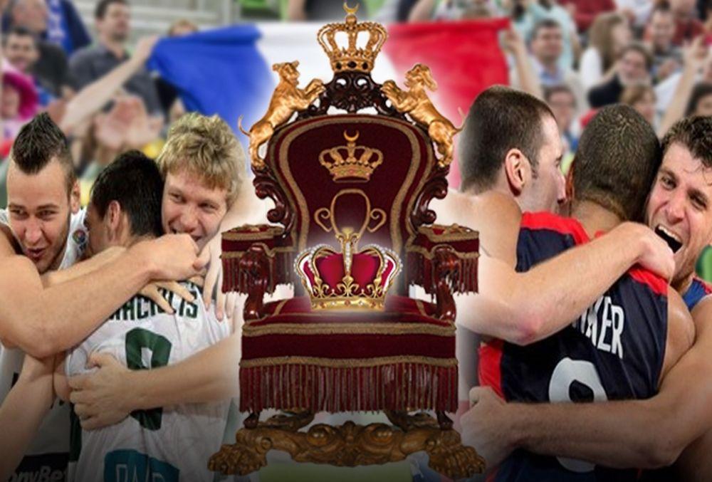 Ευρωμπάσκετ 2013: Ώρα... στέψης (videos+photos)