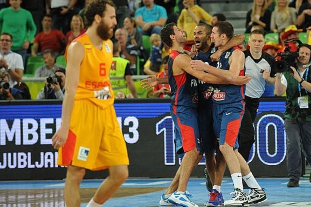 Γαλλία: Από τις πιο συνεπείς στα Ευρωμπάσκετ