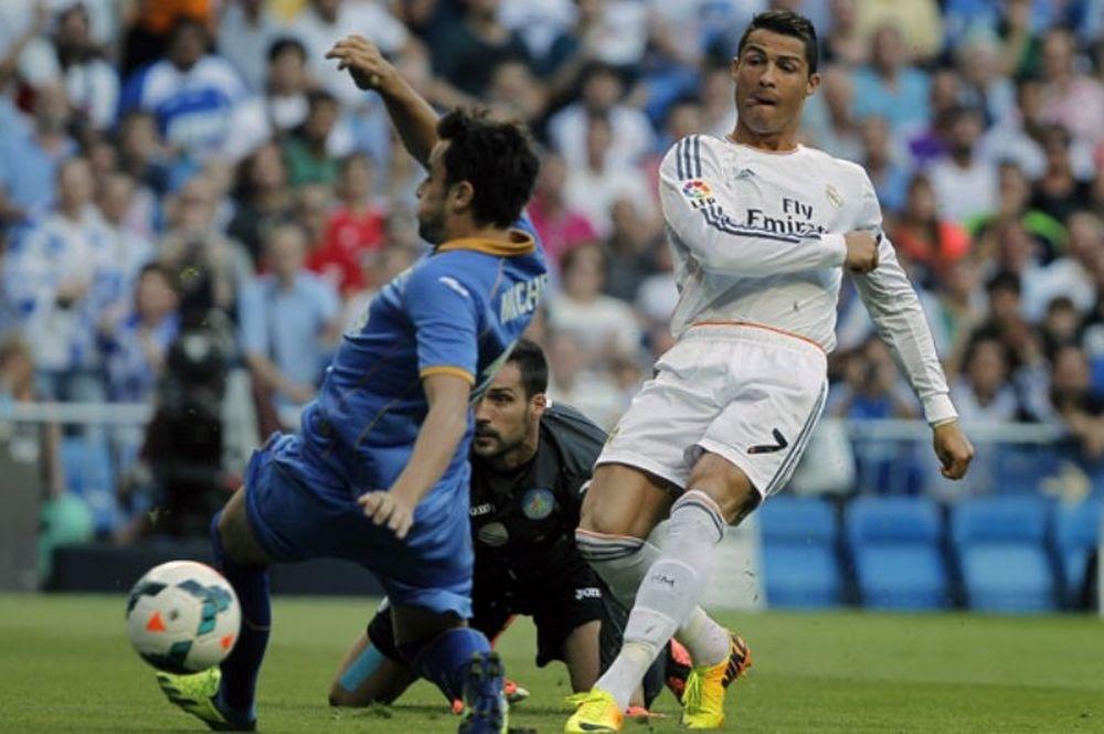 Ρεάλ Μαδρίτης: Ο Ρονάλντο φοράει… prada! (video)