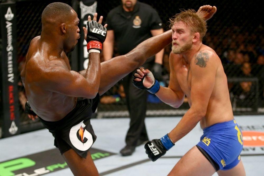 UFC: Πιθανό «Jones vs Gustafsson 2»