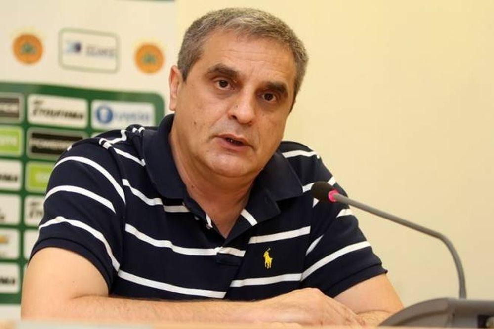 Πεδουλάκης: «Θέλουμε να κερδίζουμε, αυτό απαιτεί ο Παναθηναϊκός» (video)