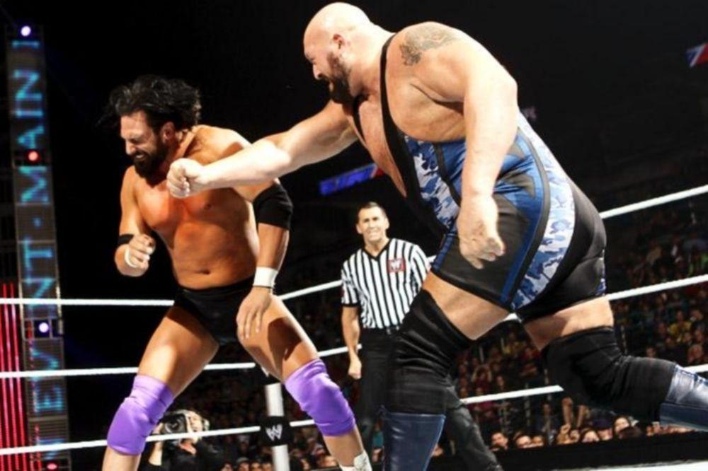 Main Event: Ξέσπασμα του Big Show (photos+videos)