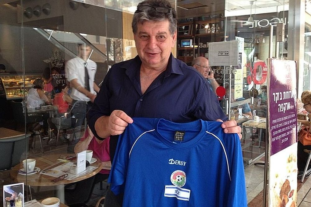 Ο Γιτζάκ Σουμ επιστρέφει στην Ελλάδα