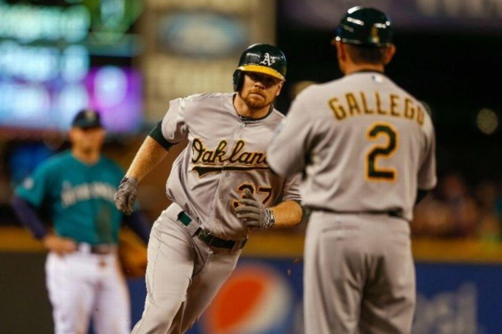 MLB: Αντέχουν οι Αθλέτικς (videos)