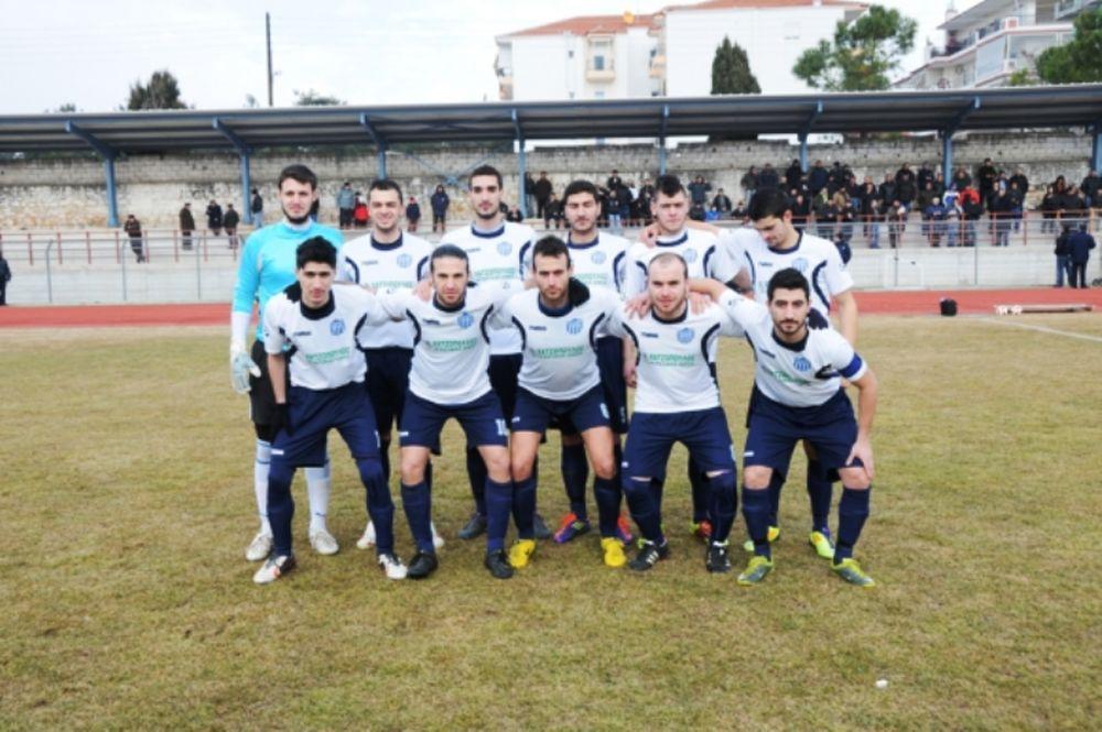 Μακεδονικός – Εθνικός Ν. Αγιονερίου 0-1
