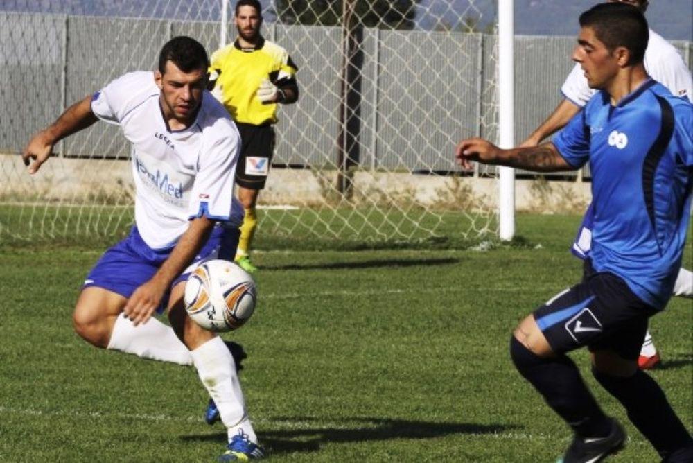 Αμπελωνιακός – Τρίκαλα 1-1