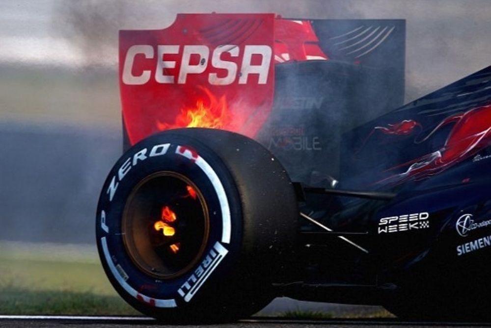 Τόρο Ρόσο: Πήρε… φωτιά ο Βερνιέ! (photos+video)