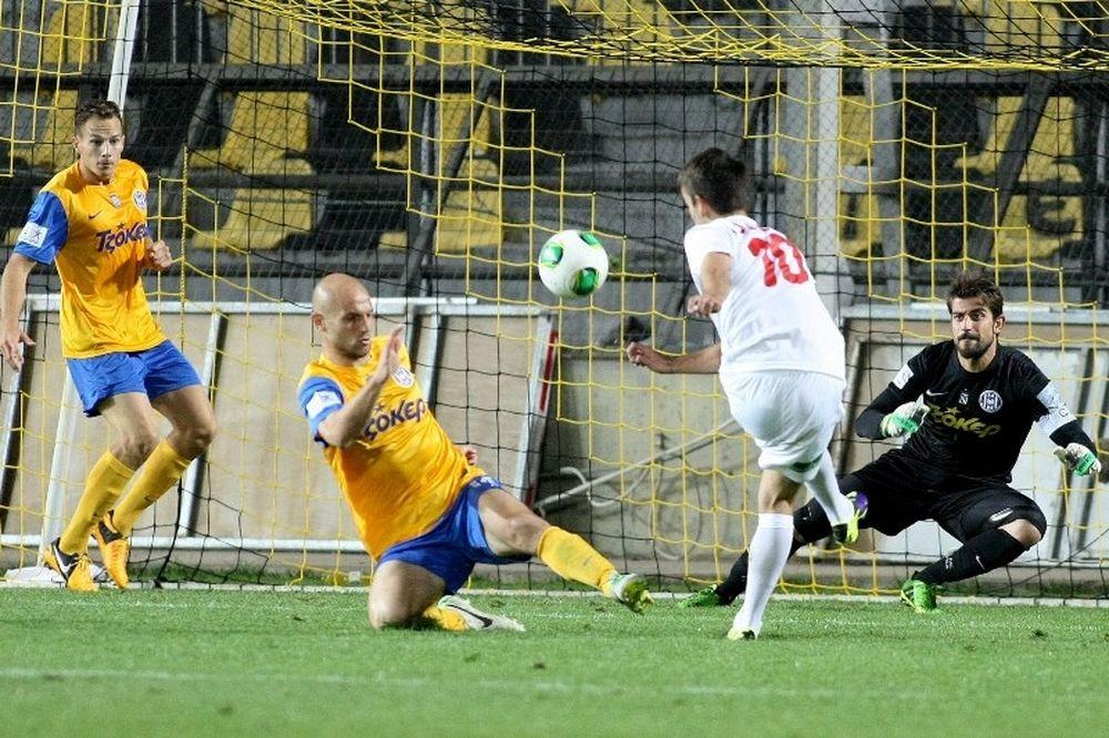 ΑΕΛ Καλλονής-Skoda Ξάνθη 1-5: Τα γκολ του αγώνα (video)