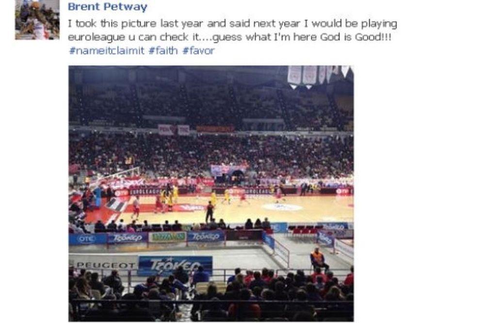 Ολυμπιακός: Το είχε προβλέψει ο Πέτγουεϊ