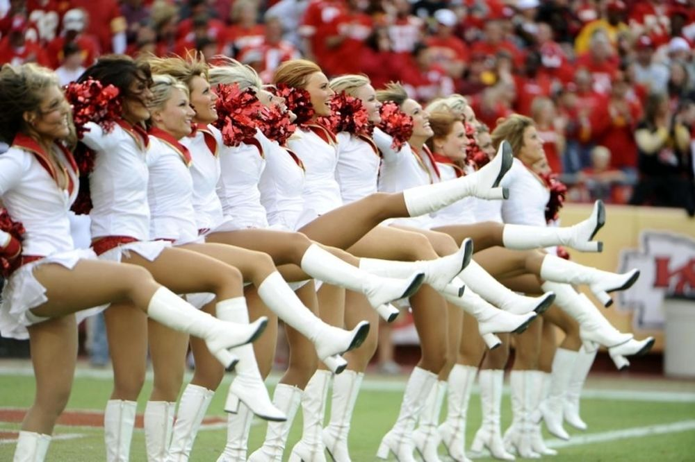 NFL: Οι Cheerleaders της 7ης αγωνιστικής (photos)