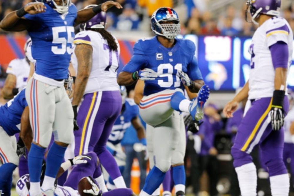 NFL: Επιτέλους νίκη για Τζάιαντς (videos)