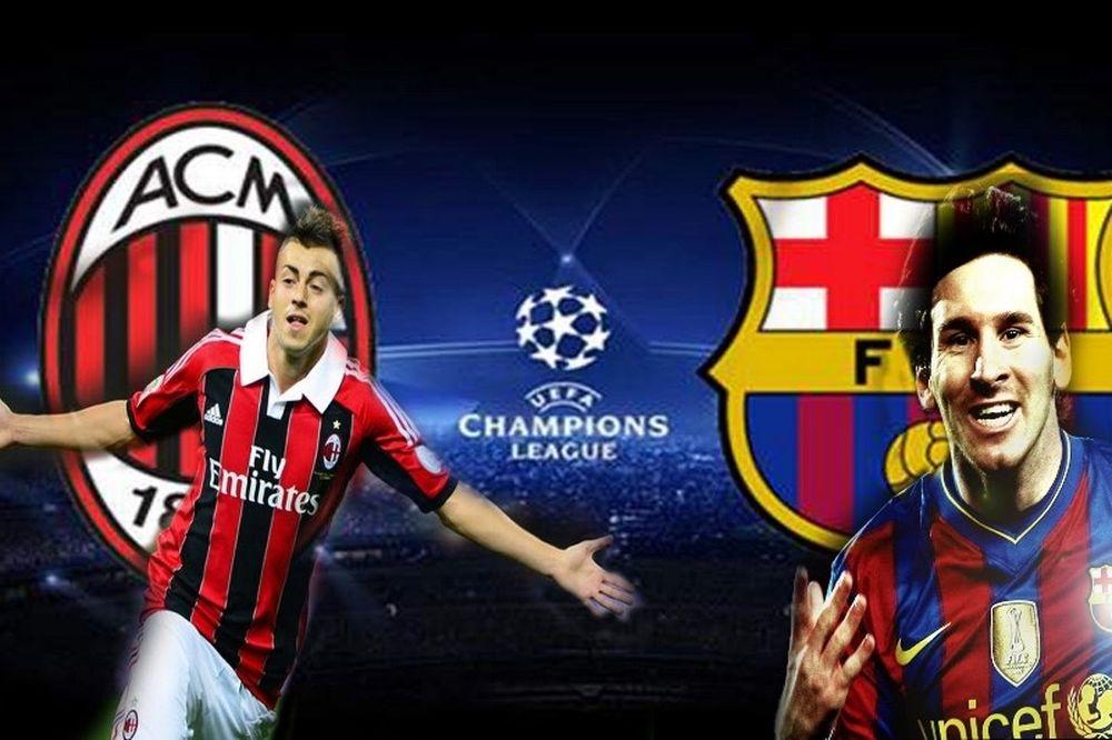 Champions League: Στις… φλόγες το Μιλάνο!
