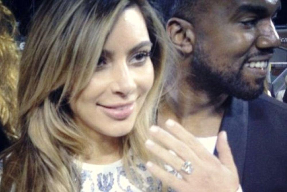 H Κim και ο Kanye αρραβωνιάστηκαν: Μάθετε όλες τις λεπτομέρειες της πρωτότυπης πρότασης γάμου!