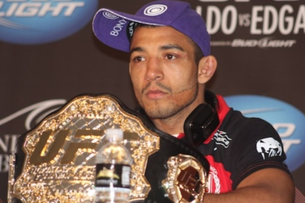 UFC 169: Main event με Jose Aldo