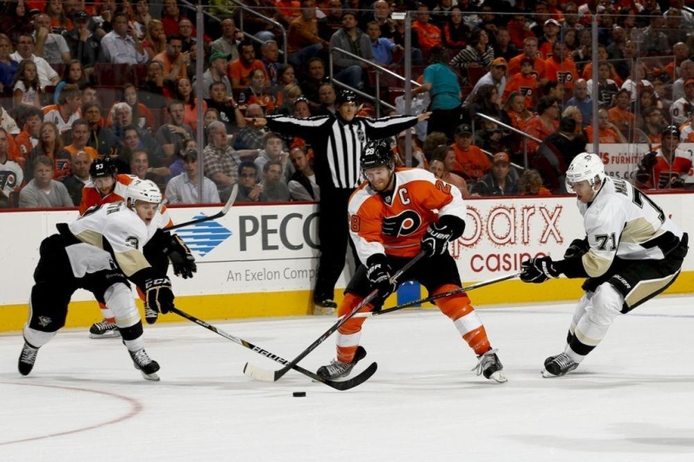 NHL: Υπεραισιόδοξος ο Giroux