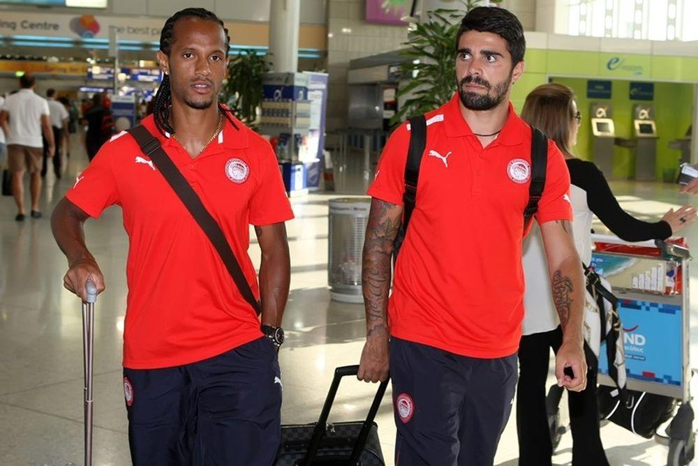 Μπενφίκα - Ολυμπιακός: Μασάντο και Σαλίνο ξέρουν...