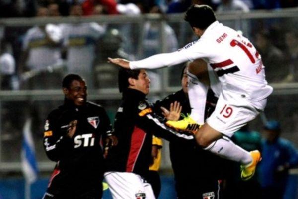 Κόπα Σουνταμερικάνα: Επική πρόκριση για Σάο Πάολο (videos)