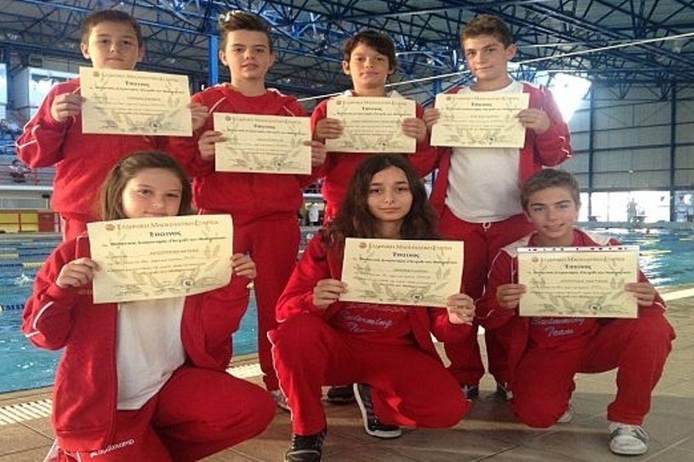 Ολυμπιακός: Βραβεύσεις από την Ελληνική Μαθηματική Εταιρεία