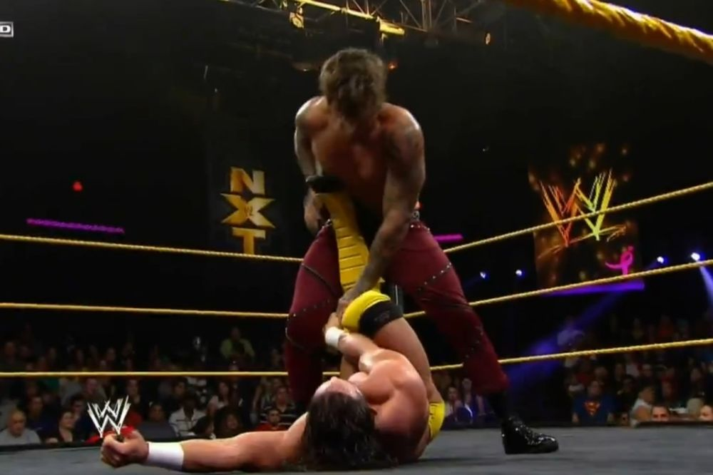 NXT: Δικαίωση για Corey Graves (video)