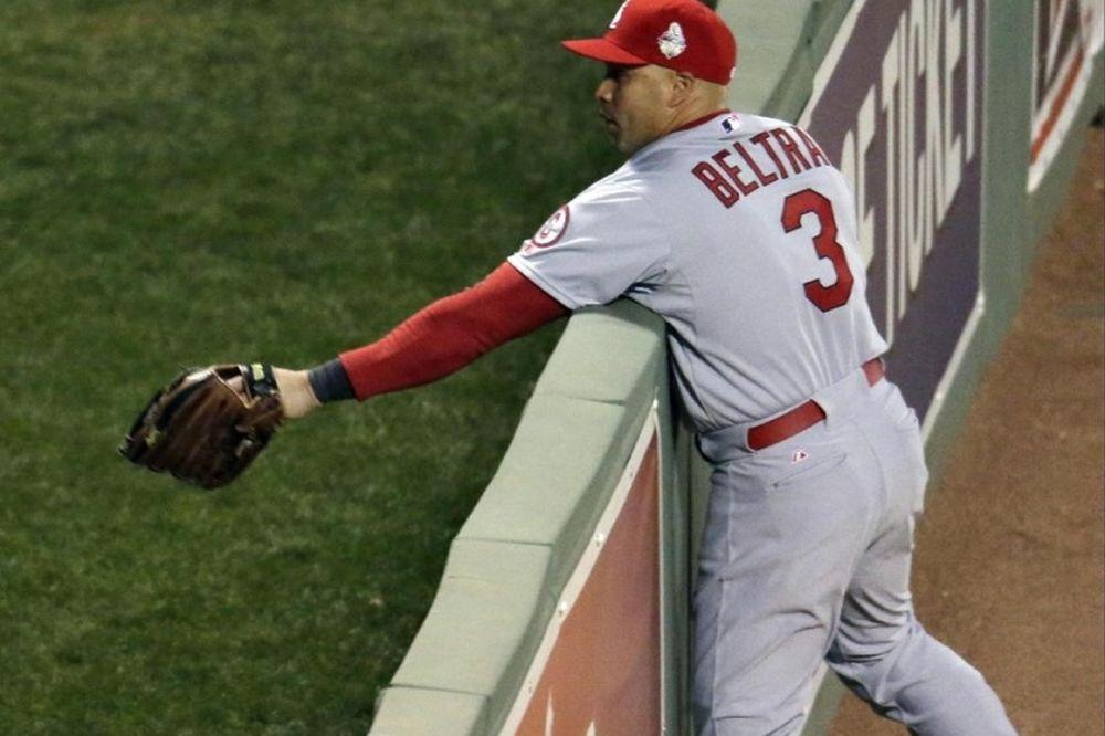 MLB: «Μέσα» ο Beltran των Κάρντιναλς!