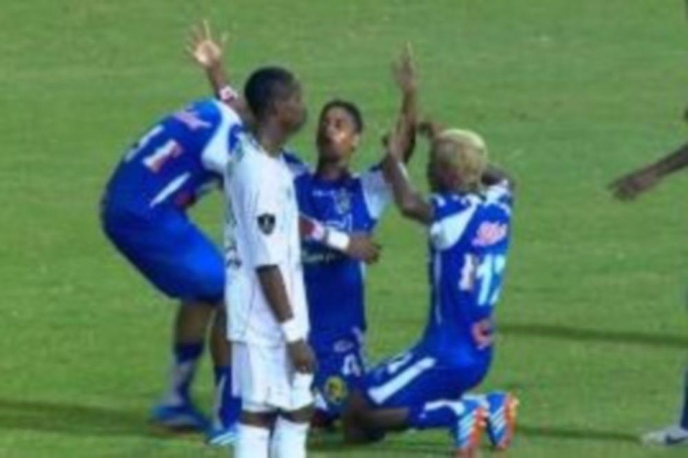CONCACAF Champions League: Το θαύμα της… Αράμπε Ουνίντο (videos)