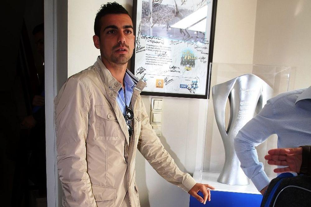 ΑΕΛ Καλλονής: Την άλλη βδομάδα η απόφαση για Μανούσο