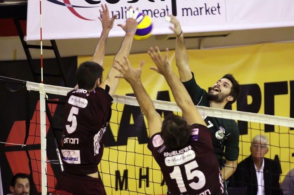 Volleyleague: Η 3η αγωνιστική