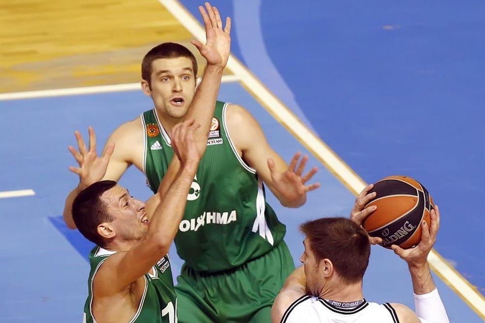 Ούκιτς: «Here you go, Antonis!» (video)