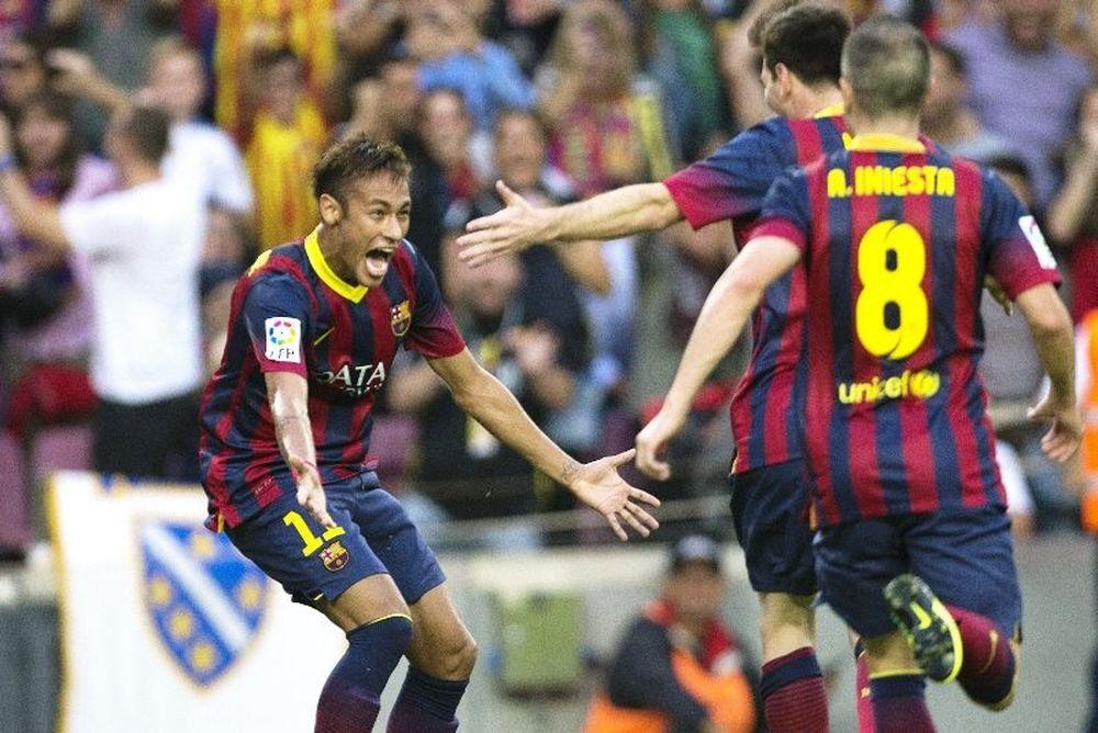 Προβάδισμα τίτλου για Μπαρτσελόνα, 2-1 τη Ρεάλ Μαδρίτης (video)