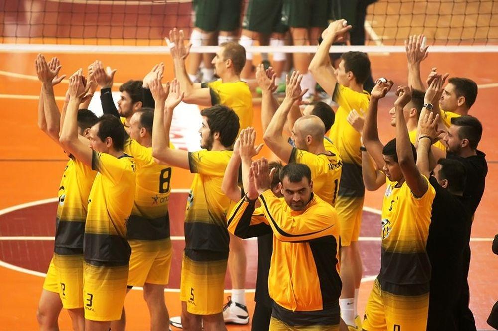 Εύκολα η ΑΕΚ, 3-0 τον Παναθηναϊκό