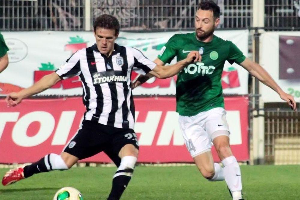 Πανθρακικός - ΠΑΟΚ 0-3: Τα γκολ και οι καλύτερες φάσεις (video)