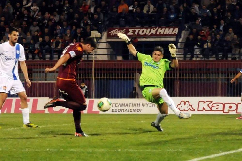 Βέροια - ΠΑΣ Γιάννινα 2-2: Τα γκολ και οι καλύτερες φάσεις (video)