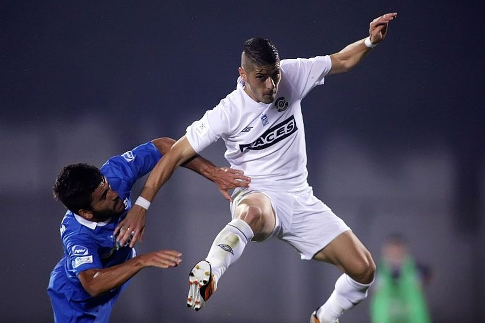 «Ανάσανε» ο Πιερικός, 1-0 την Καβάλα