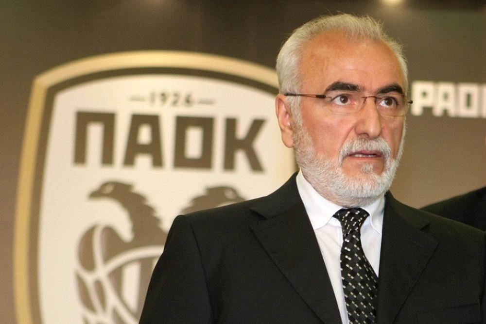 Σαββίδης: «Κανένα εμπόδιο δεν είναι ανυπέρβλητο για τον ελληνικό λαό»