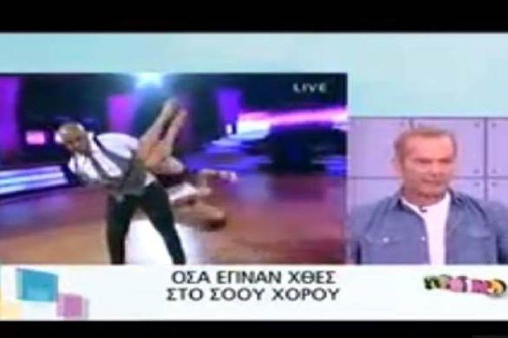 Ο Κωστόπουλος είπε τον Ματιάμπα... νταλίκα!