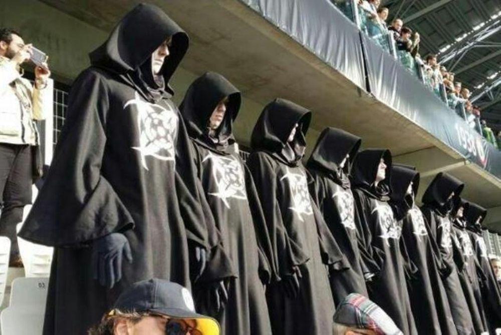Γιουβέντους: Οι «σατανιστές» πήγαν και στη Σέριε Α! (photos+video)