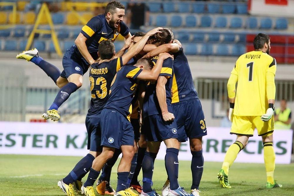 Αστέρας Τρίπολης: Με το μυαλό στο Κύπελλο