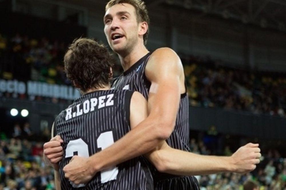 Eurocup: Τα αποτελέσματα της 3ης αγωνιστικής