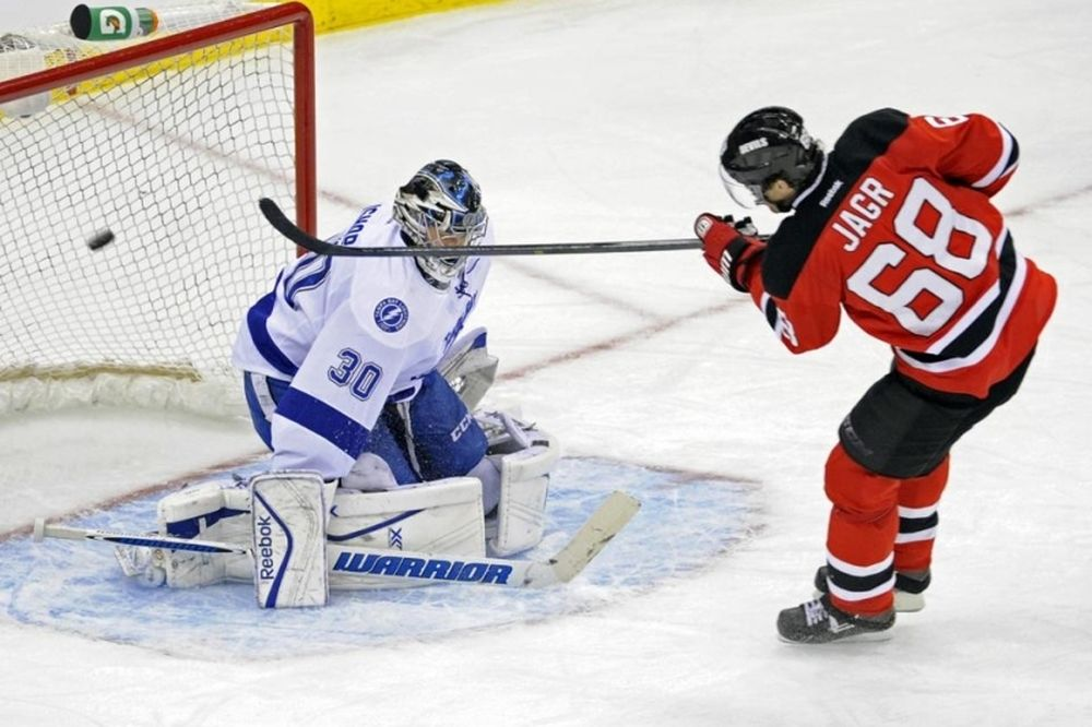 NHL: Μυθικό ρεκόρ για Jagr (videos)