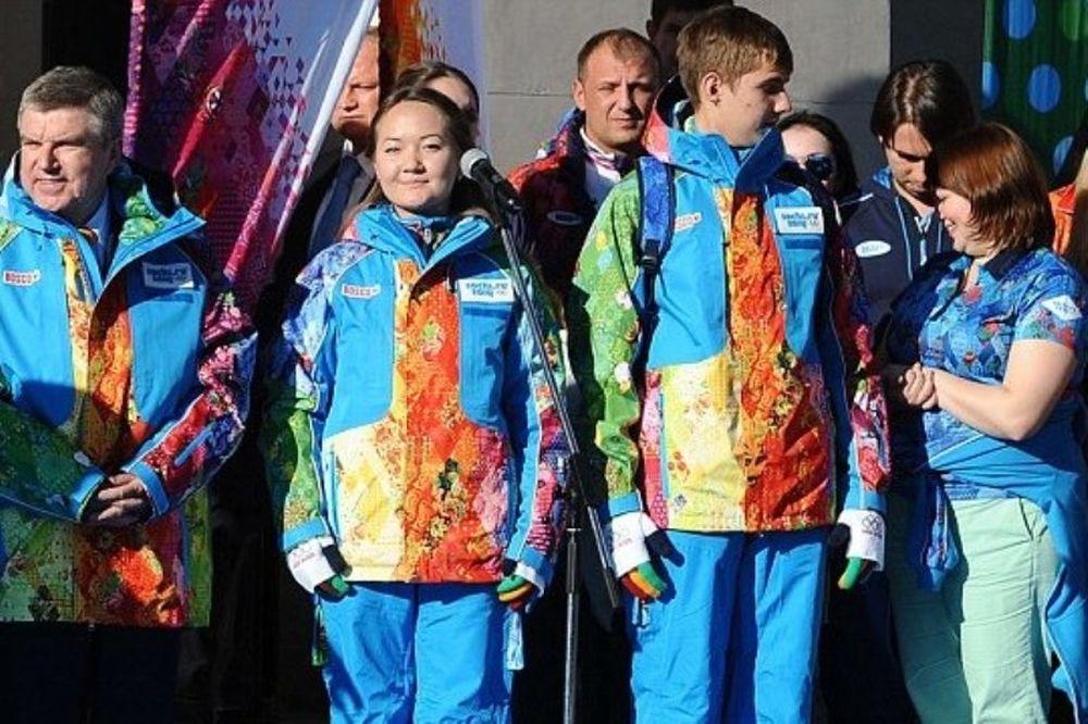 Ολυμπιακοί Αγώνες: Η πιο… έξαλλη εμφάνιση ever (photos+video)