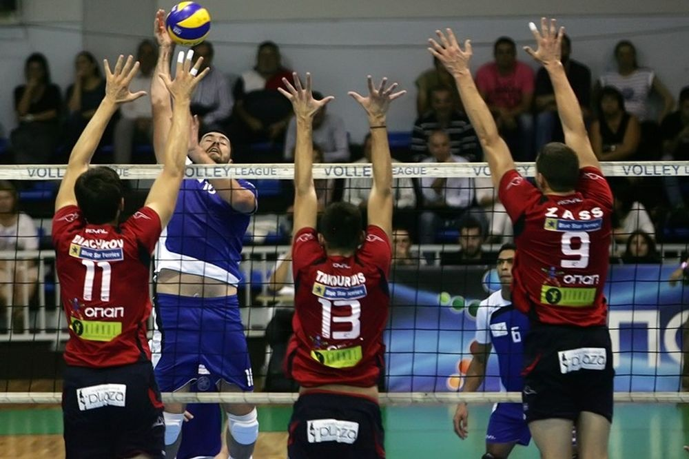 Volleyleague ΟΠΑΠ: Αλλαγές σε Σύρο και Αλεξανδρούπολη