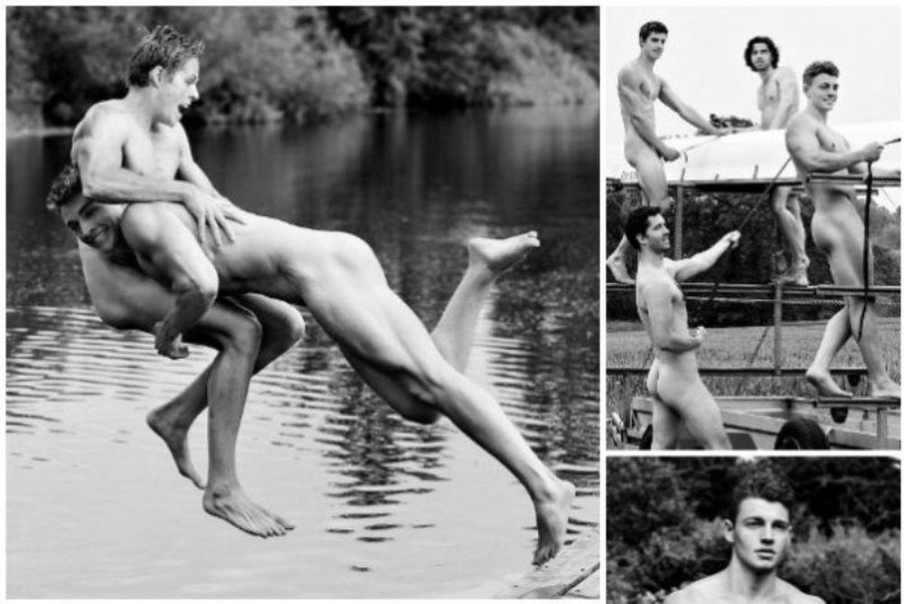 Αθλητές φωτογραφήθηκαν ολόγυμνοι για καλό σκοπό