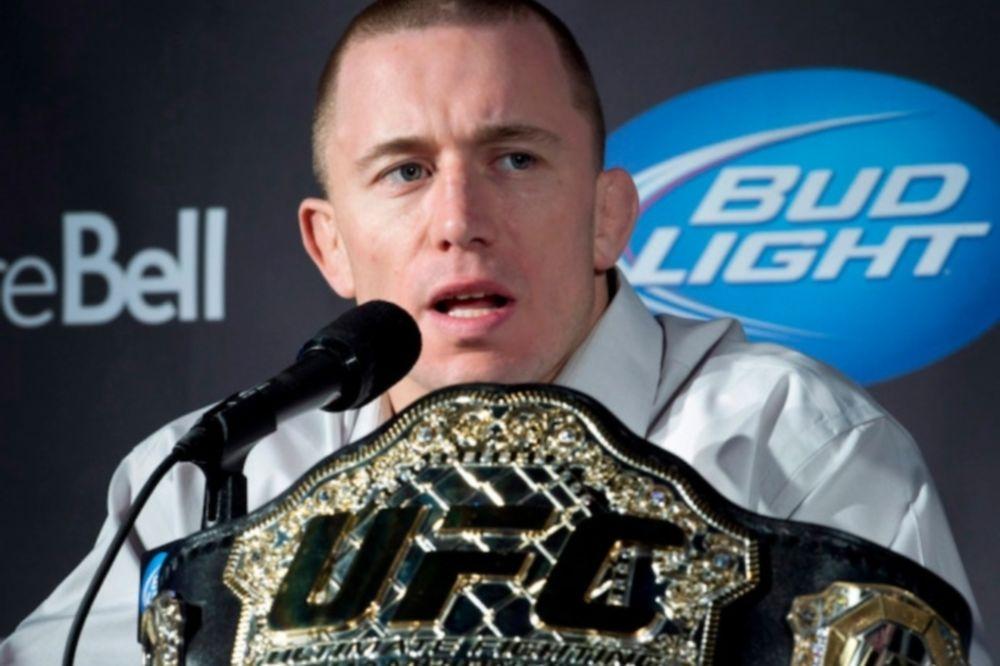 UFC 167: Βλέπει μπροστά ο St. Pierre (video)