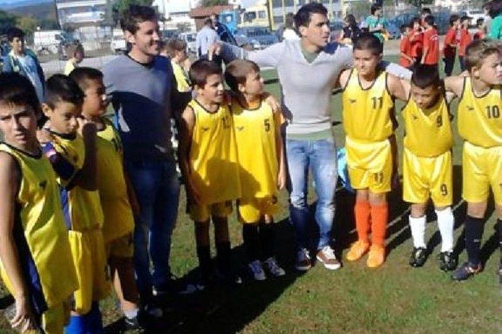 Αστέρας Τρίπολης: Συμμετείχε στην Ολυμπιακή Εβδομάδα (photos)